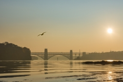 Britannia Bridge, Wales, UK